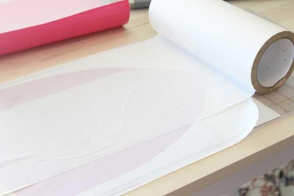 DIY vinyl faux mount taxidermy