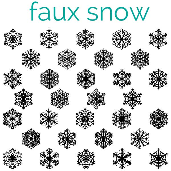 snowflake-font
