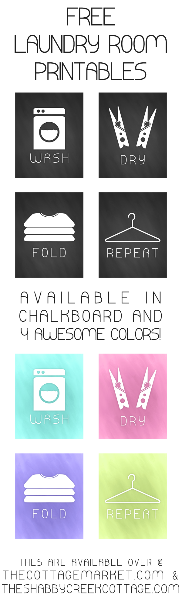 picture relating to Free Printable Laundry Room Signs called Absolutely free preset of laundry artwork prints