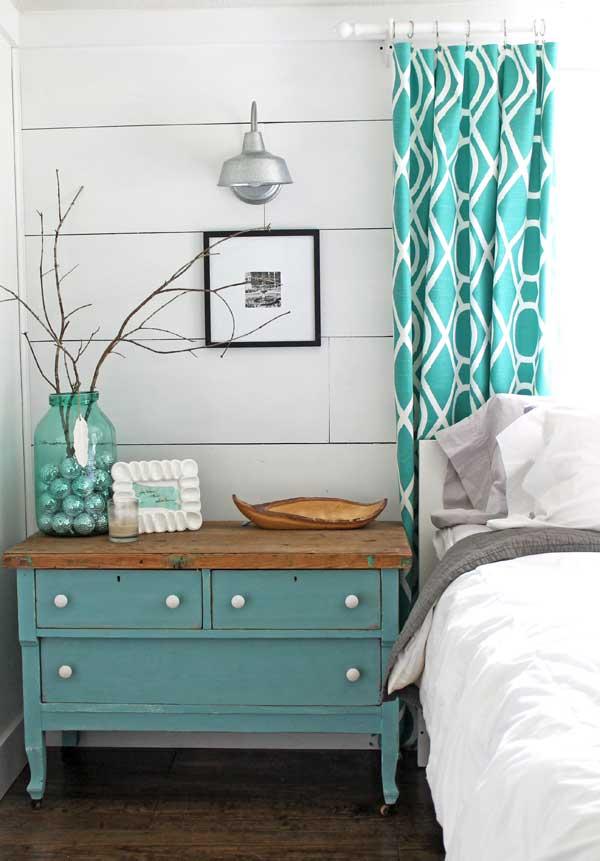 gina luker styled bedroom