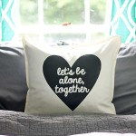 Fall Out Boy inspired pillow