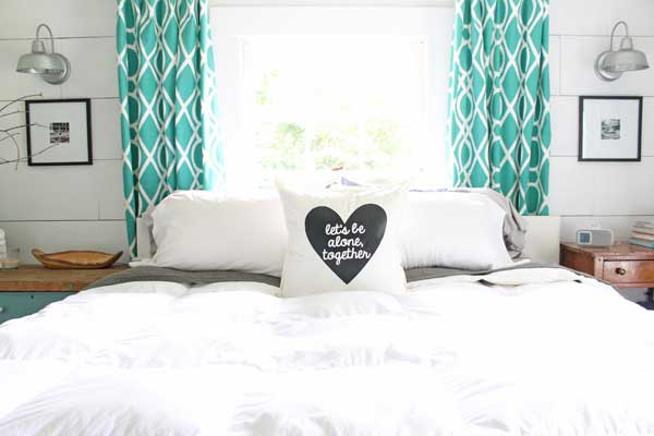 shabby creek cottage bedroom