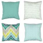aqua-pillow-collection