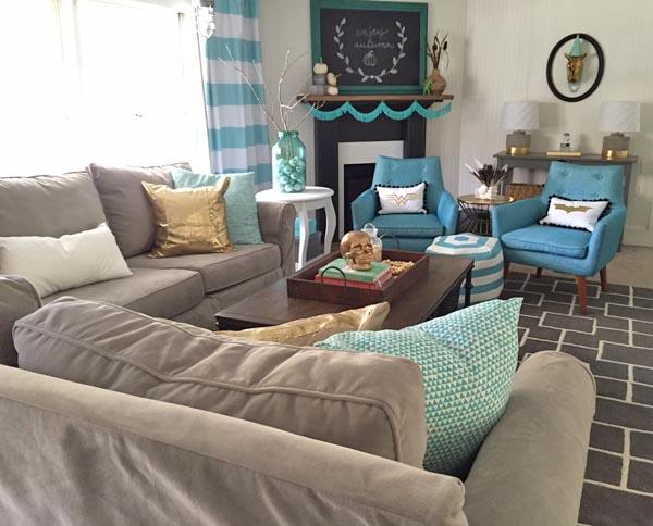 Shabby Creek Living Room