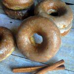 The Best gluten free desserts- Gluten Free Apple Cider Doughnuts