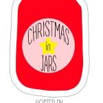 Christmas in Jars