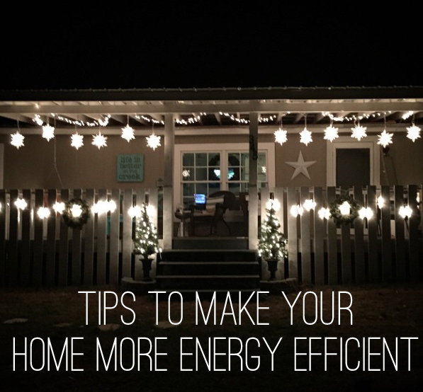energy efficient home tips