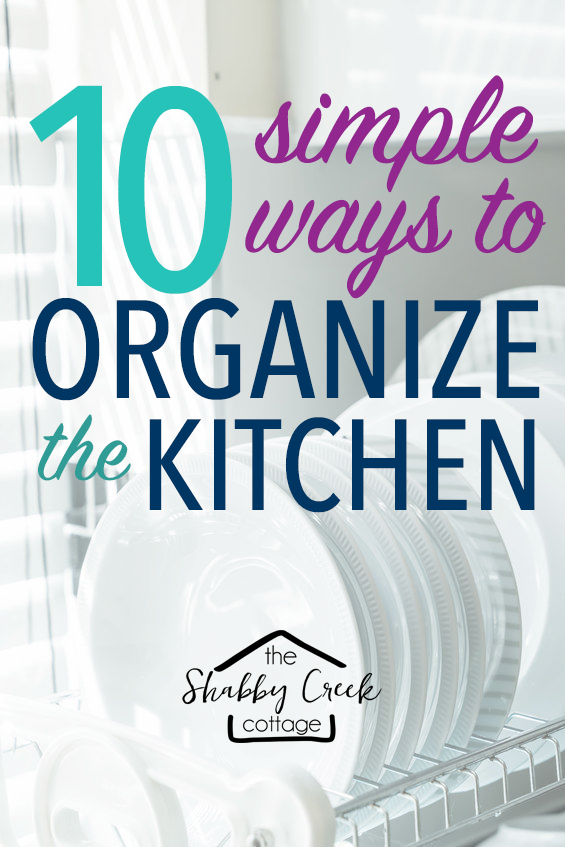 Simple and effective ways to organize a small kitchen