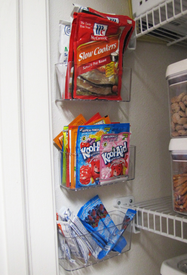 kitchen organizing ideas