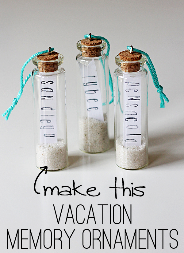 Vacation Ornaments