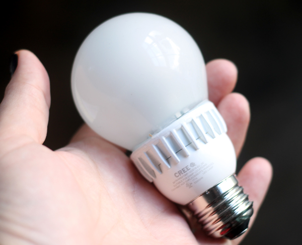 cree light bulb