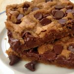 Yummy, ooey gooey cookie bars