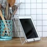 plexiglass iPad stand