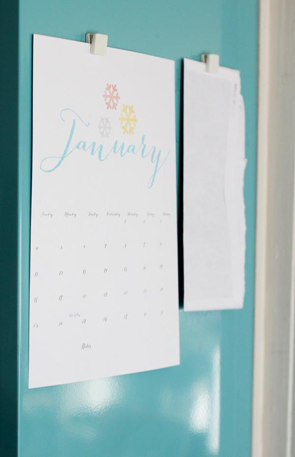 organizing mail and shopping lists #damagefreeDIY