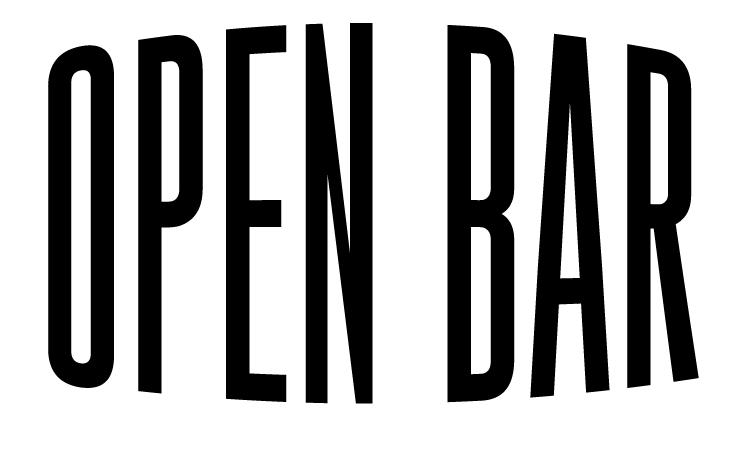 open bar graphic