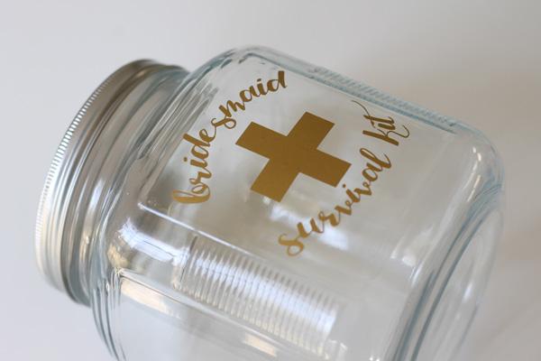 easy bridesmaid gift