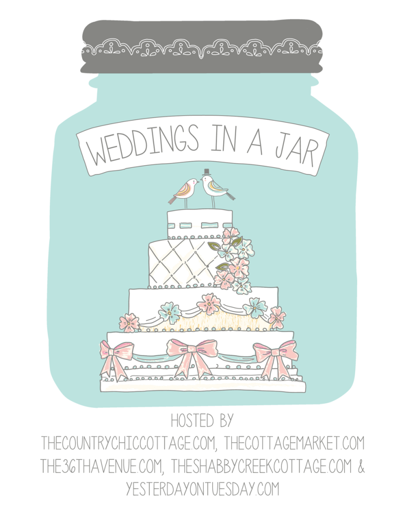weddings in jars
