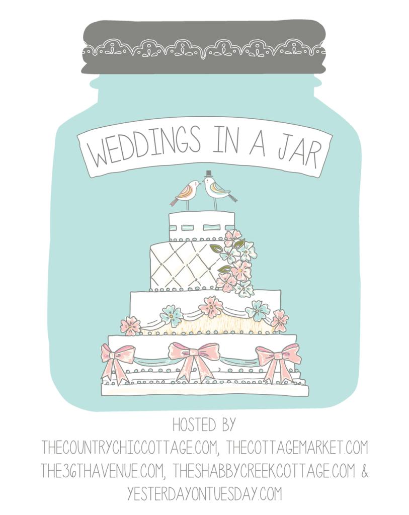 weddings in jars