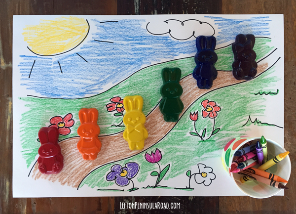 Bunny-Crayons-on-Coloring-Page_LeftonPeninsulaRoad_600px