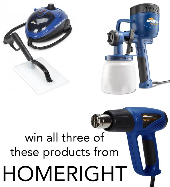 HomeRight Giveaway