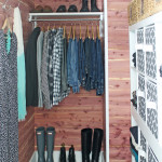 Cedar Safe Closet Makeover by The Shabby Creek Cottage