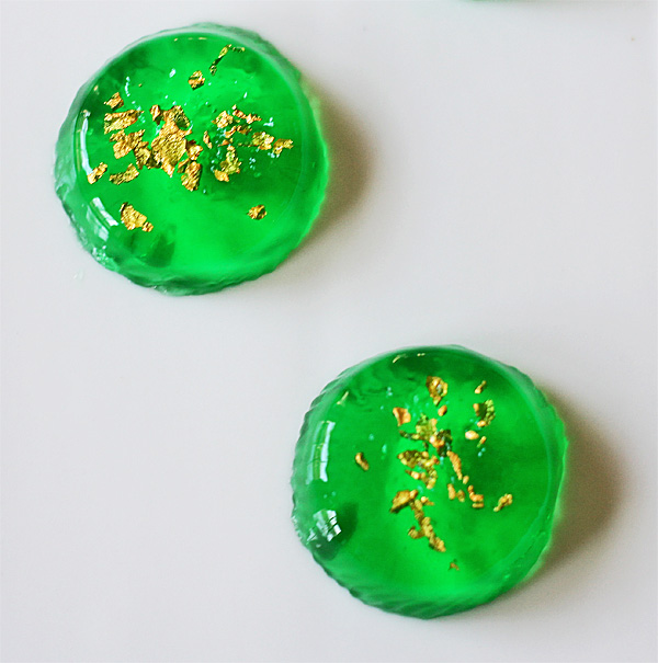Pot of Gold Jello Shots