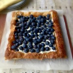 berry tart - perfect for summer!