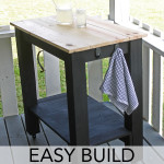 DIY island building plans