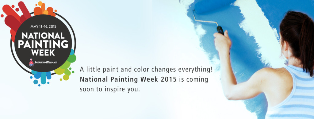 national painting week