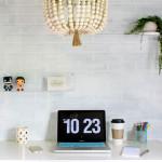 make this: plexiglass shelves