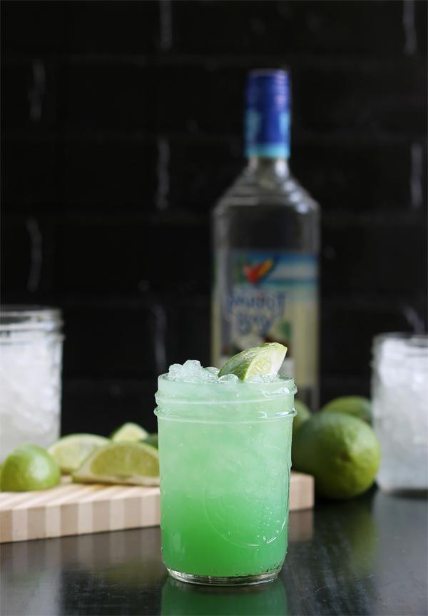 Shark Bite A Simple Summer Cocktail