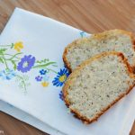 Scrumptious Citrus Glazed Poppy seed bread