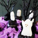 Halloween Party Idea: Cupcake Cemetery