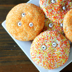 Quick and easy cake mix monster cookies