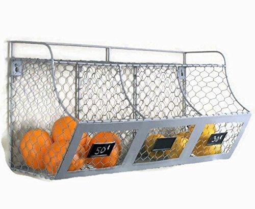 Farmhouse Style Storage 25 Bins Buckets Amp Baskets To Love