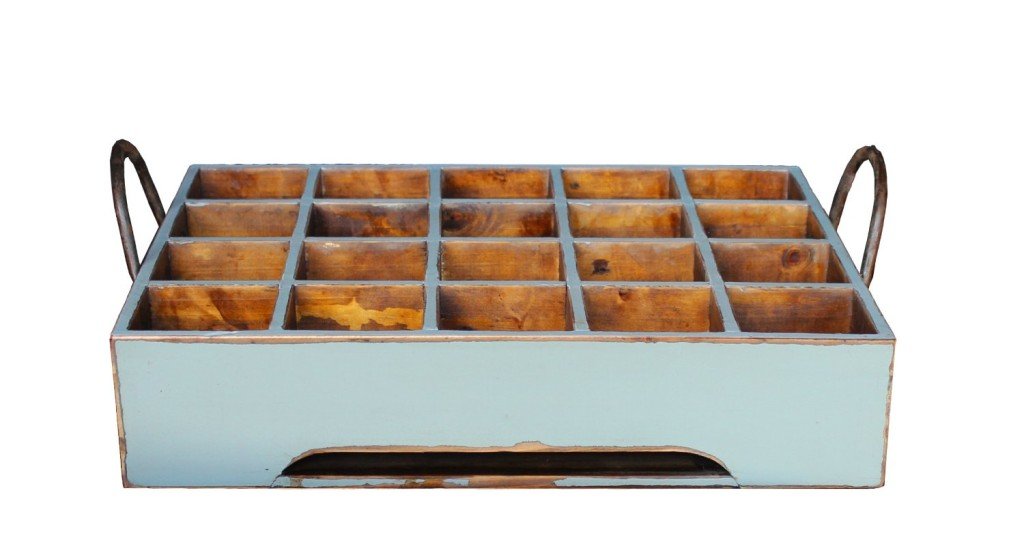 Farmhouse style storage 25 bins buckets baskets to love for Where can i buy wooden milk crates