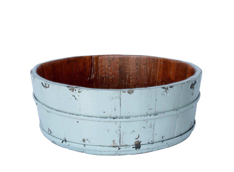 Farmhouse Style Storage: 25 bins, buckets & baskets to love