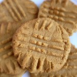 Classic Peanut Butter Cookies - gluten free and SO good - just like mom used to make!
