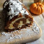 Easy and Delicious Pecan Pumpkin Roll