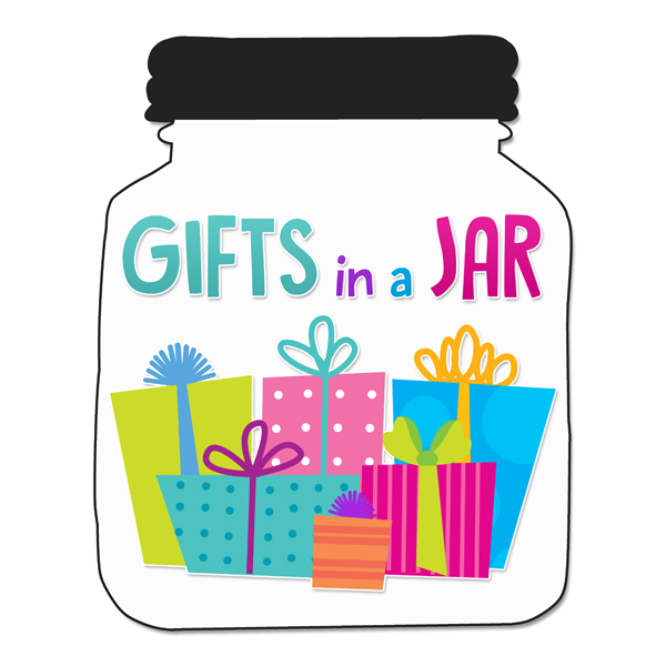 Fun ideas for gifts in jars