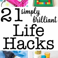 Life Hacks: 21 simply brilliant ideas