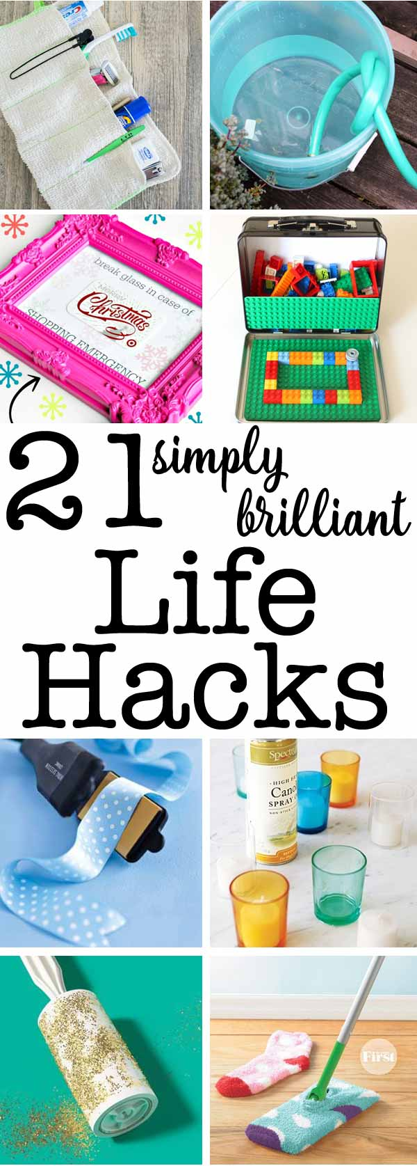 Life Hacks: simply brilliant ideas