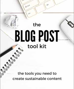 This blogger gets 3 million hits a month and says her content is the secret. Gotta have this ebook!