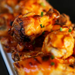 Mouth watering, fall of the bone buffalo wings that will have them coming back for more. Oh! And they're made in a slow cooker - EVEN BETTER!