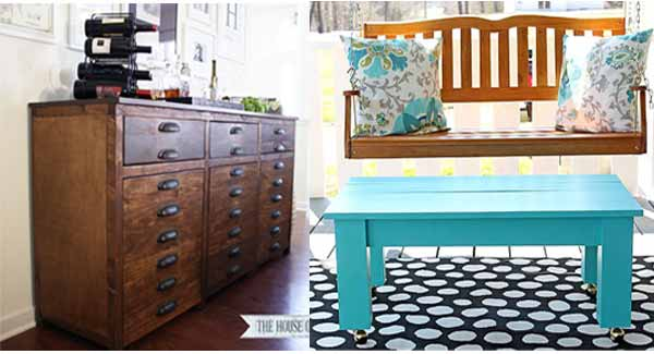20 Fabulous Farmhouse DIY Projects to Makeover Your ... |Fixer Upper Diy
