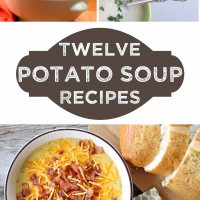 The Delicious Dozen: Potato Soup Recipes