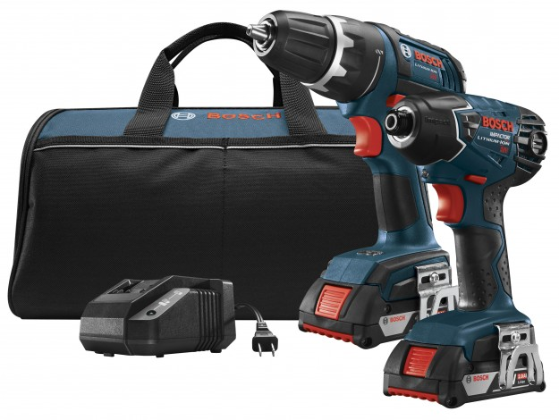 Bosch Tool Combo Set Giveaway