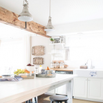 weathered fox farmhouse kitchen