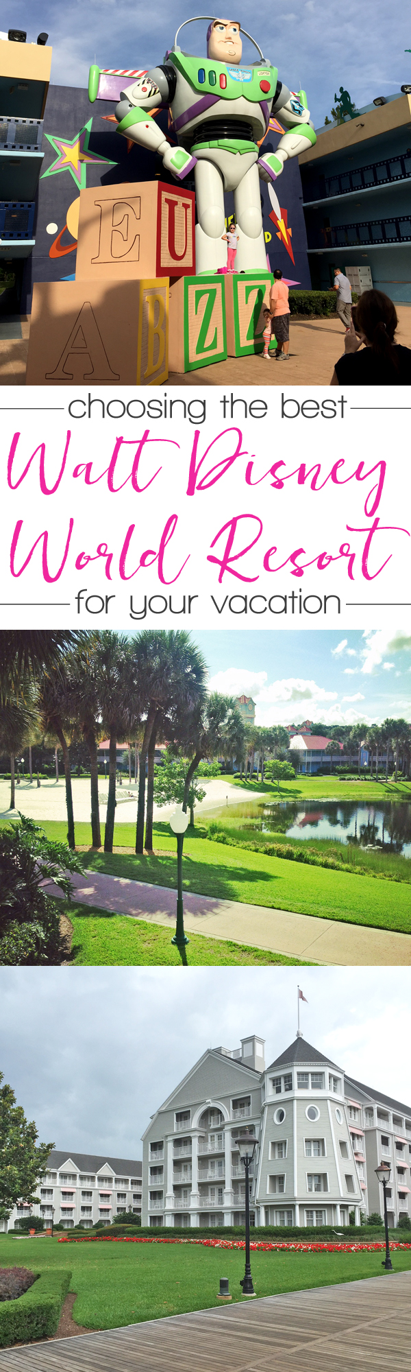 Disney World Resorts Tips