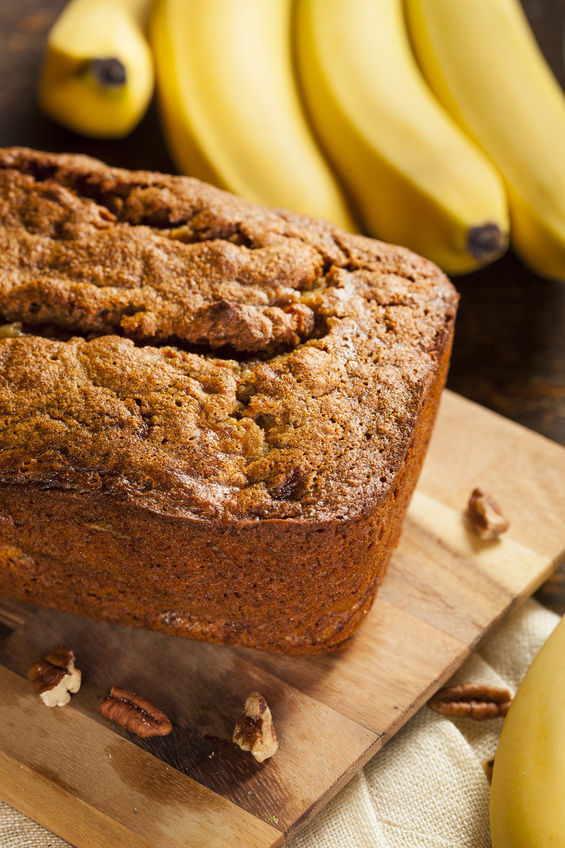Classic banana bread recipe - this looks like the same banana bread recipe my grandmother used to use. Definitely trying this one!